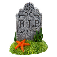 Top Fin® RIP Halloween Aquarium Ornament