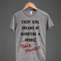 Marry a Band Member