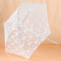 Lace Parasol  - Party Supplies, Costumes, Favors and More at iParty | Birthday Party Supplies | Theme Party | Halloween Costumes