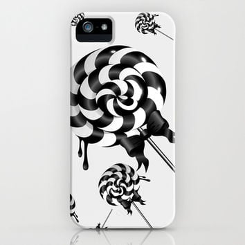 Goth Lollies iPhone & iPod Case by All Is One