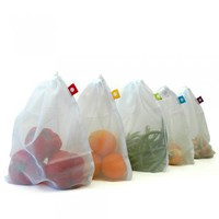 Produce Bags: Set of 5 : Branch: Sustainable Design for Living