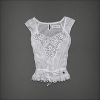 Abercrombie & Fitch - Shop Official Site - Womens - Tops - Classic - Harper