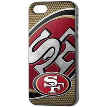 NFL Dual Protector Case for Apple iPhone 5 / 5S - San Francisco 49ers