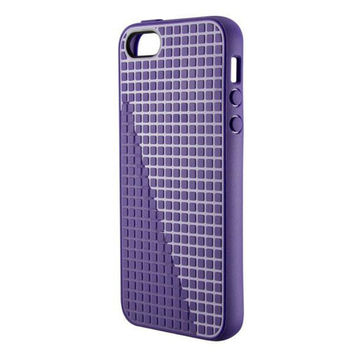 Speck iPhone 5/5S PixelSkin HD Case - Grape Purple