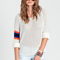 Runnin' This Campus Sweater - $35.00 : ThreadSence.com, Your Spot For Indie Clothing & Indie Urban Culture