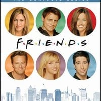 Friends: The Complete Series Collection [40 discs]