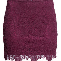 H&M Lace Skirt $29.95