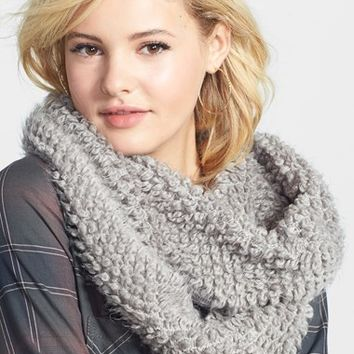 BP. Popcorn Stitch Infinity Scarf (Juniors)