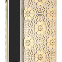 Women's Sonix 'Crochet Floral' Clear iPhone 6 Plus Case