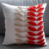 Pattern Pillow Cover 16x16 by sukanart on Etsy