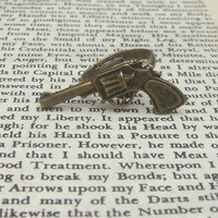 Pistol Adjustable Brass Ring