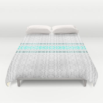 Classic #6 Duvet Cover by Ornaart | Society6
