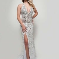 Jasz Couture 4907 Homecoming Dress 2013
