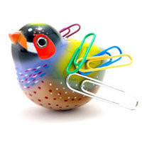 Magnetic Birdie - See Jane Work