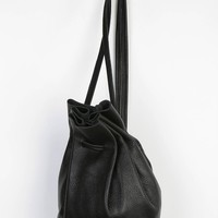 Ora Bags Sadie Leather Bucket Bag