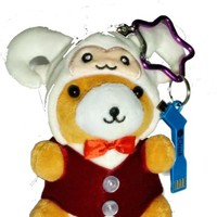 Charlie the ChargeBear by Otech ® (Goat Costume)