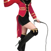 Ring Mistress Sexy Costume - Halloween Costumes