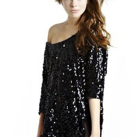 Aracari Sequin Tunic