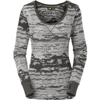 The North Face Be Calm Thermal Burn-Out Shirt - Long-Sleeve - Women's