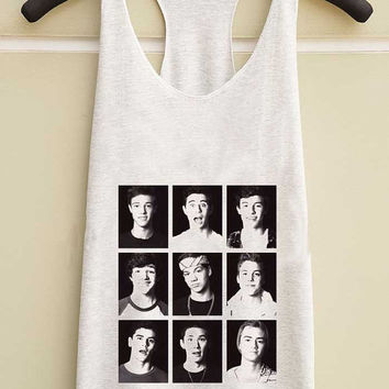 magcon boys yuppy shop for Tank top Mens and Girls available S - XXL customized
