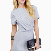 Draped In Style Dress $36