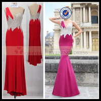 NEW Prom Dress | CY62795 Open Back Sleeveless Red Long Mermaid Evening Dress for 2015, View Evening Dress, Chaozhou Choiyes Evening Dress Product Details from Chaozhou Choiyes Evening Dress Co., Ltd. on Alibaba.com