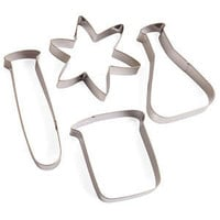 Labcutter Science Cookie Cutters