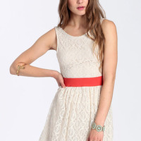 Everything Nice Lace Dress - $44.00 : ThreadSence.com, Your Spot For Indie Clothing & Indie Urban Culture