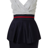 Tie Back Layer Dress by Wal G** - New In This Week - New In - Topshop