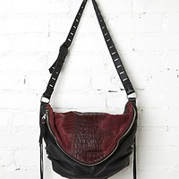 Free People Browning Embossed Bag
