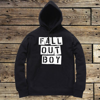 fall out boy favorite design hoodie by Maxcloth33