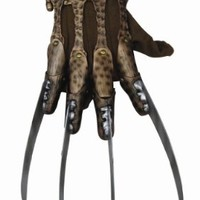 Nightmare On Elm Street Deluxe Freddy Krueger Glove