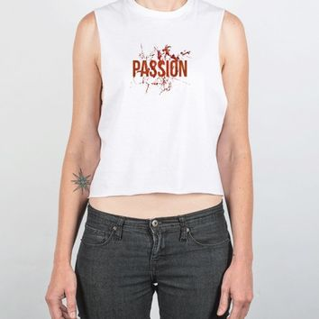 Passion and Lust T-Shirt | Fitted T-shirt | Skreened