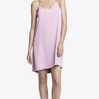 REVERSIBLE CAMI DRESS from EXPRESS