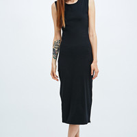 Cheap Monday Concealed Dress in Black - Urban Outfitters