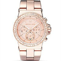 MICHAEL Michael Kors &quot;Dylan&quot; Watch, 43mm | Bloomingdale&#x27;s