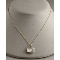 Ippolita Quartz Lollipop-Pendant Necklace - Polyvore