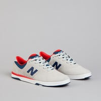 New Balance Numeric Stratford 479 Light Grey / Estate Blue