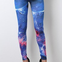 Great Galactic Leggings