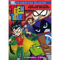 Teen Titans: The Complete Fourth Season [2 Discs] (DVD) (Eng)