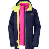 The North Face Women's Activities Skiing WOMEN'S SHADOW TRICLIMATE® JACKET