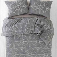 Magical Thinking Archery Arrows Duvet Cover-