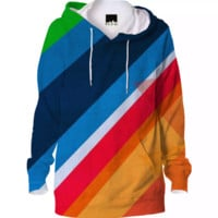 Serape Hoodie created by duckyb | Print All Over Me