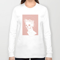 Cycle Long Sleeve T-shirt by Bwuhbwuh