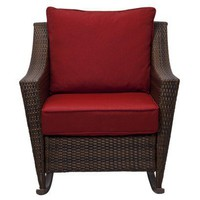 Target Home™ Rolston Woven Patio Rocker - Red