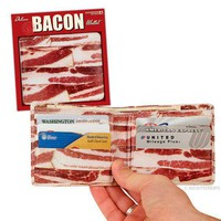 Deluxe Bacon Wallet - Whimsical & Unique Gift Ideas for the Coolest Gift Givers