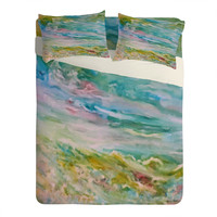 Rosie Brown Reflections In Watercolor Sheet Set Lightweight