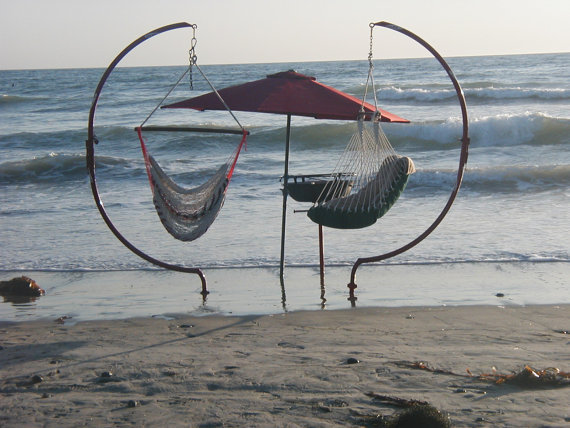 Beach Swing C Frame