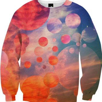 Bubbles pullover created by duckyb | Print All Over Me