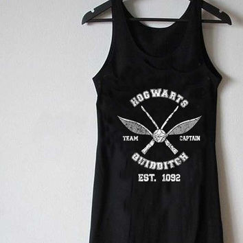 hogwarts-quidditch-athletic for Tank Top Mens and Tank top Girls